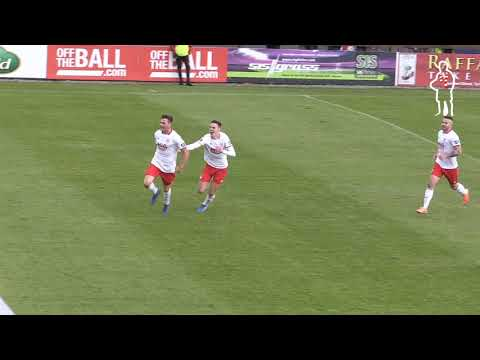 Goal: Kevin Toner (vs Sligo Rovers 08/06/2019)