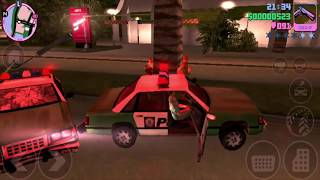 GTA VICE CITY FUNNY WASTED VIDEO Vice City Troll & Funny Moment Part 63