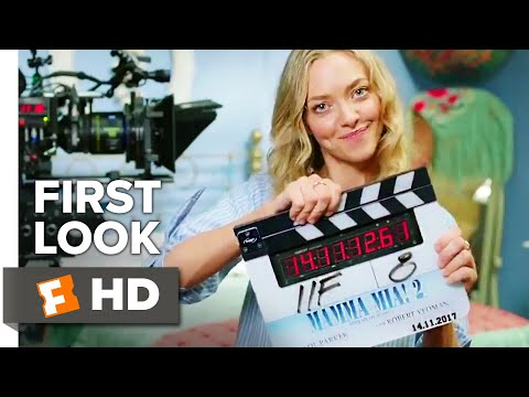 Mamma Mia! Here We Go Again First Look (2018)   Movieclips Trailers