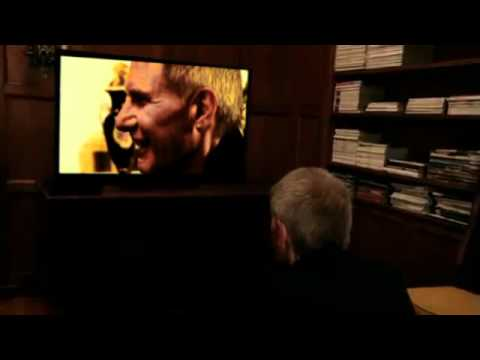 Harrison Ford Watches 'Harrison Ford Watches Indy For The First Time'