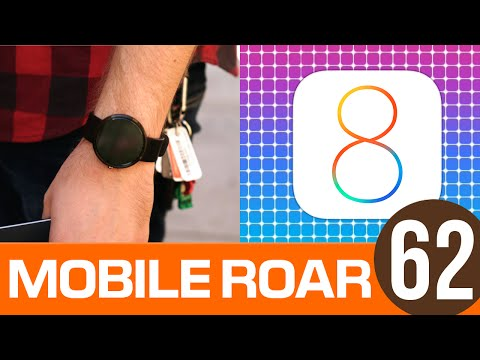 Mobile Roar 62: Moto 360 Review, iOS 8, U2 Virus
