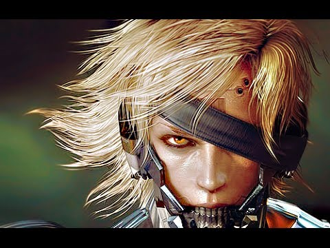 Metal Gear Rising Revengeance All Cutscenes / Cinematics Movie