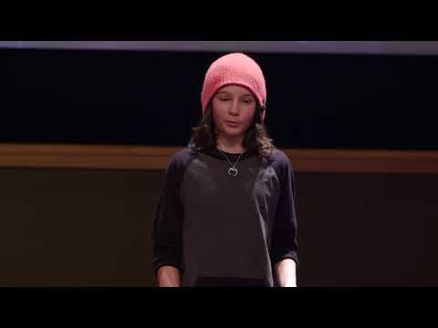 Hackschooling makes me happy: Logan LaPlante at TEDxUniversityofNevada