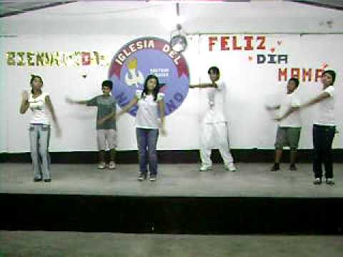 coreografias cristianas vace 6