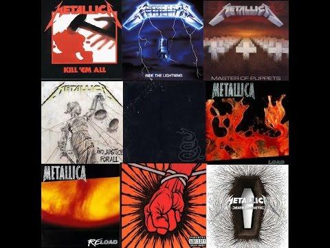 Top 20 Metallica Songs