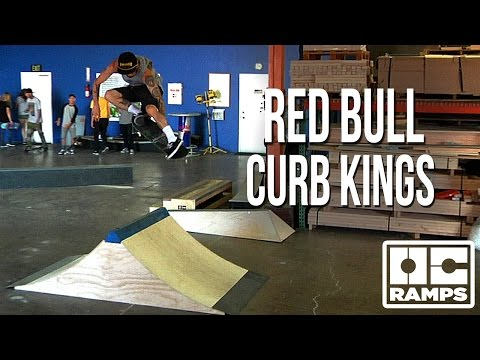 Red Bull Curb Kings at OC Ramps