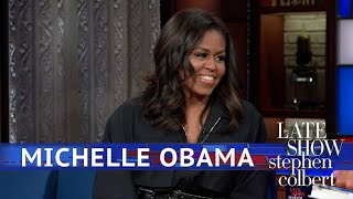 Michelle Obama: 'It Is Hard To Hate Up-Close'