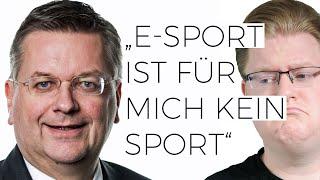 DFB-Präsident greift eSport an