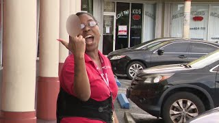 Family Dollar store employee fired after going off on Local 10 investigative reporter