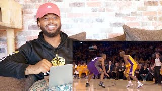 Put Them On Skates! | Every NBA Star's Best Ankle-Breaker! | Reaction