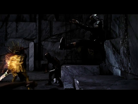 Best Scene - Ares massacres Hyperion's men - The Immortals (HD)