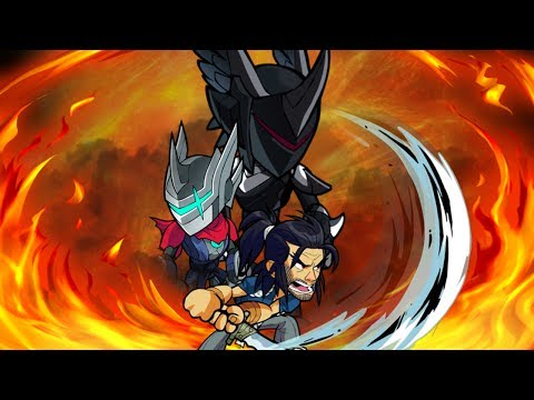Brawlhalla | Dragon Brawl Z
