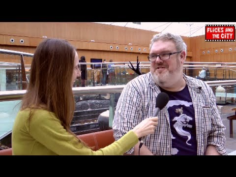 Game of Thrones Hodor Interview - Kristian Nairn