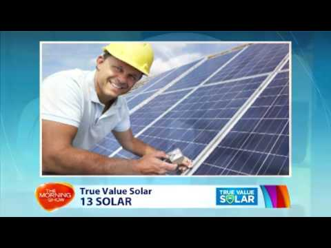 Morning Show & True Value Solar