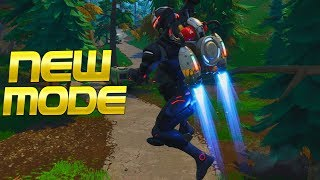 "NEW LIMITED TIME MODE! ""CLOSE ENCOUNTERS"" FORTNITE"