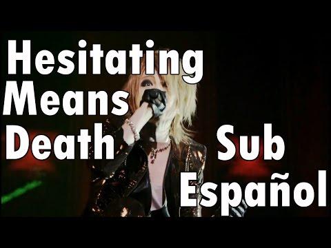 Gazette - HESITATING MEANS DEATH