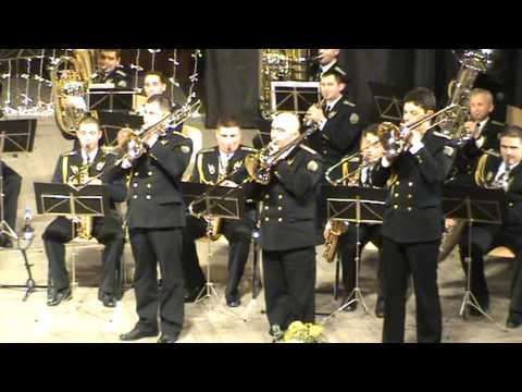 Bulgarian Navy Band - Henry Fillmore: Lassus Trombone;