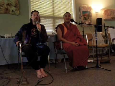 Jonathan Goldman And Lama Tashi - Healing Sounds Intensive video