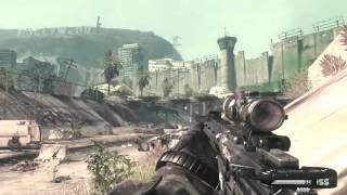 PC gemplay Call of Duty Ghosts mission 1