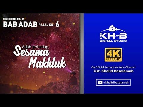 Minhajul Muslim - Adab Sesama Muslim Part 14