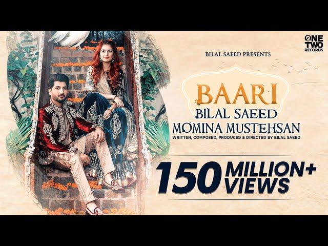 Baari by Bilal Saeed and Momina Mustehsan | Official Music Video | Latest Song 2019 thumbnail