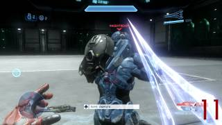Halo 4 All assassinations HD