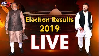 Live : Lok Sabha Election Result 2019 | TV5 Kannada