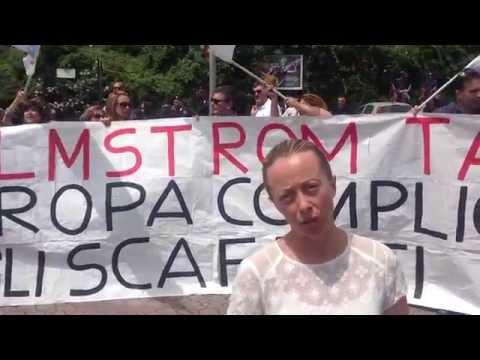 Blitz FdI-An a Villa Madama. Meloni: basta Mare Nostrum, l'immigrazione è un problema europeo