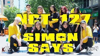 [KPOP IN PUBLIC] NCT - 127 - SIMON SAYS DANCE COVER | THE KULT |