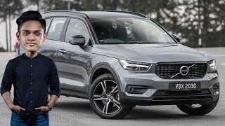 FIRST DRIVE: 2018 Volvo XC40 T5 AWD R-Design in Malaysia
