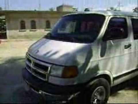 DODGE Ram Wagon 1998 www.soloautos.com.mx + de 20000 autos
