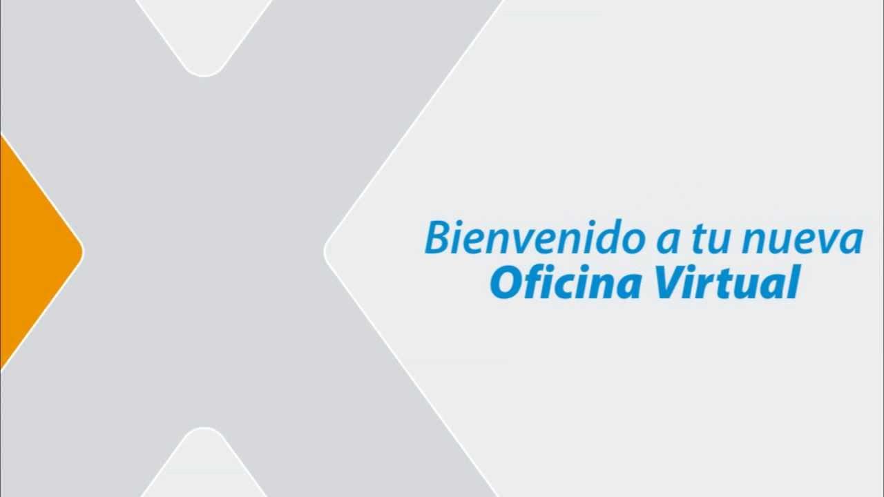 Oficina virtual bienvenido a tu nueva oficina virtual youtube for Oficina virtual impuestos