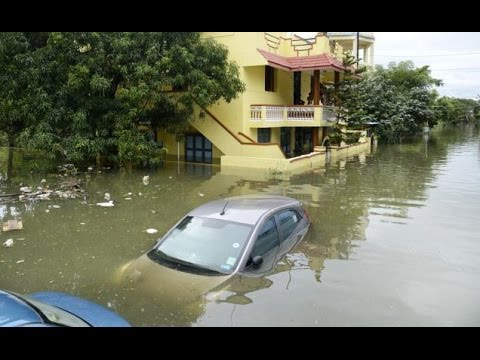 After Chennai Puducherry Faces Flood