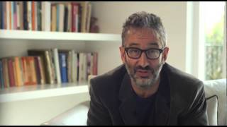 David Baddiel talks about YOUR perfect parents!