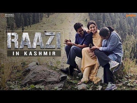 Raazi in Kashmir | Alia Bhatt | Vicky Kaushal | Meghna Gulzar | 11 May 2018 thumbnail