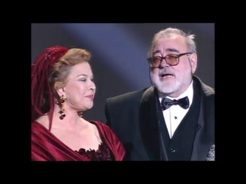 El director Miguel Picazo, Goya de Honor 1997