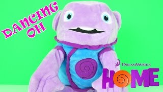 DreamWorks HOME Dancing & Music OH Super Amazing Toy HOME Toys Cute Kids Review