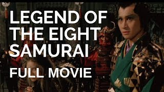 Legend of the 8 Samurai - FULL MOVIE IN ENGLISH