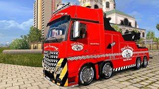 #267  Euro Truck Simulator 2 - ProMods v2.27 + Roeextended v 1.5