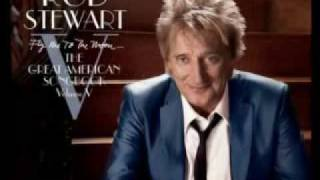 Watch Rod Stewart Fly Me To The Moon video