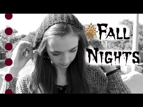 Fall Nights | A lookbook