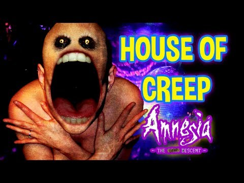NAKED DANCE PARTY - House of Creep - Amnesia Custom Story
