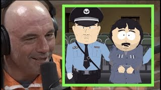 Joe Rogan on the South Park Being Banned in China