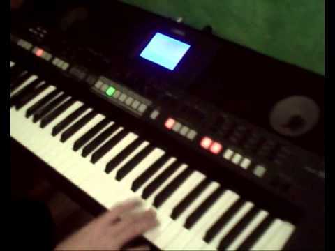 Mauro Buona Sera Ciao Ciao Keyboard Psr S 650 video