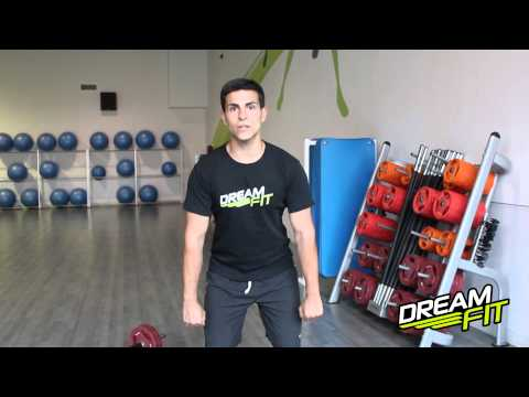 Gimnasios dreamfit peso muerto bodypump youtube for Gimnasio dreamfit