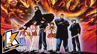 Flame Of Recca Music Video | Nanka Shiawase | KMV