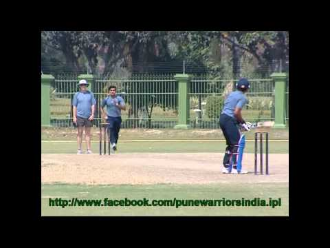 Pune Warriors Training Practice Match - 7