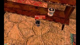 Morrowind - Stealing Without Consequences