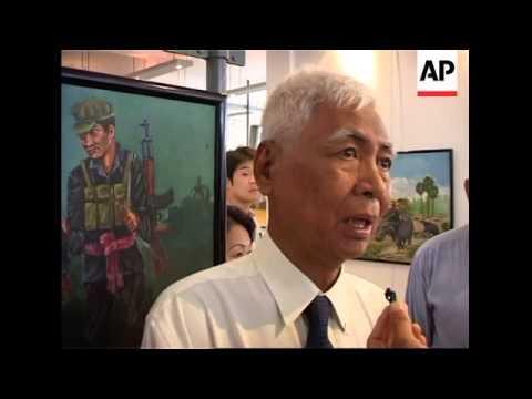 Tuol Sleng survivor disappointed in genocide tribunal, presser