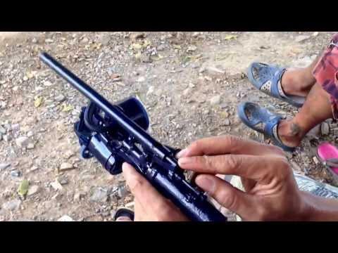 ปืนอัดลมสั้น. ไทยประดิษฐ์